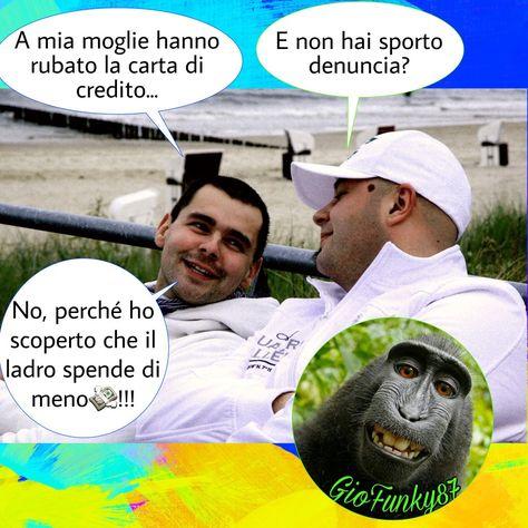 donna #funny #joke #battute #risate...