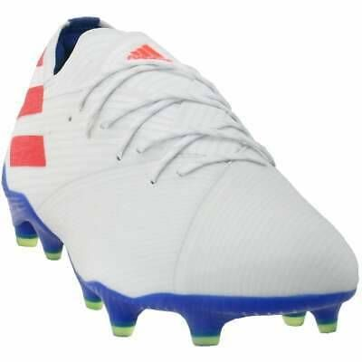 Adidas Nemeziz Messi 19 1 Fg Casual Soccer Cleats In 2020 Soccer Cleats Cleats Sport Shoes