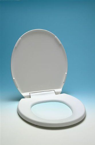 Ultratouch Toilet Seat Non Heated White Round Bowl Review
