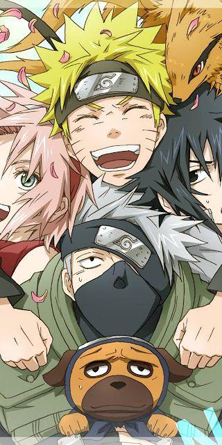 Naruto Sasuke Sakura New Wallpaper Collection Em 2020 Naruto
