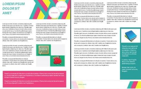 Free Word Newsletter Templates Pin Newsletter Templates School - school newsletter templates
