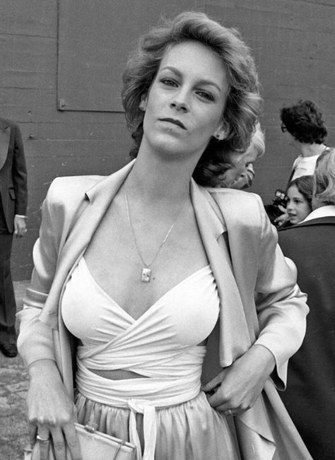 18 Vintage Photos of a Young Jamie Lee Curtis From the Late 1970s to the '80s ~ vintage everyday