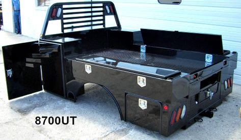welding flatbed | UTILITY BEDS FLATBEDS TOOLBOXES