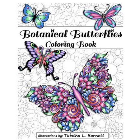 Butterfly Coloring Book Pdf