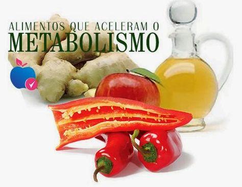 15 Alimentos Que Aceleram O Metabolismo E Emagrecem Alimentos