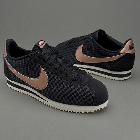 official photos 9d93d 01151 Nike Classic Cortez Leather Anaconda Black Gum gotta get Pinterest Black  gums, Nike classic cortez ...