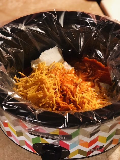 Easy Buffalo Chicken Dip Recipe Recipes Pinterest