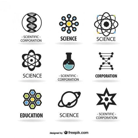 26 Ideas Science Logo Icons Free Logo Templates Logo Templates Dna Logo