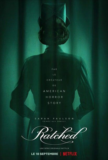 Ratched : les premières images en exclusivité de la nouvelle série de Ryan Murphy à voir sur Netflix | Vogue Paris