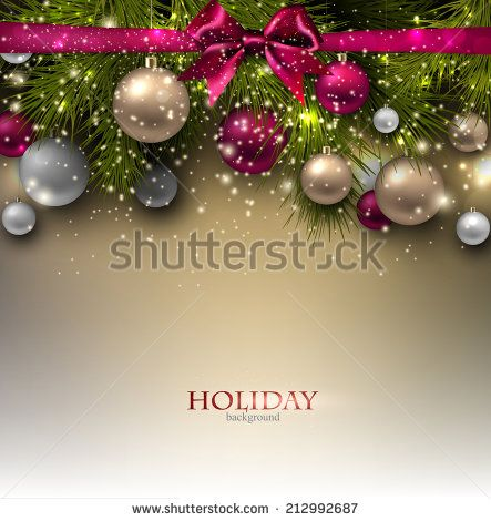 Stock Images similar to ID 121156801 - christmas background with