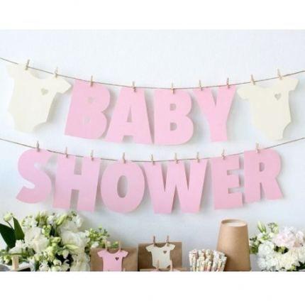 Decoracion Baby Shower Nina