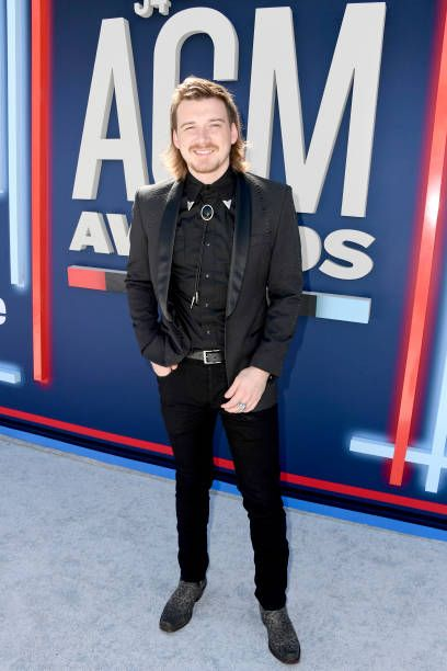 Las Vegas Nevada April 07 Morgan Wallen Attends The 54th Academy Of Country Music Award Country Music Festival Outfits Country Music Country Music Festival
