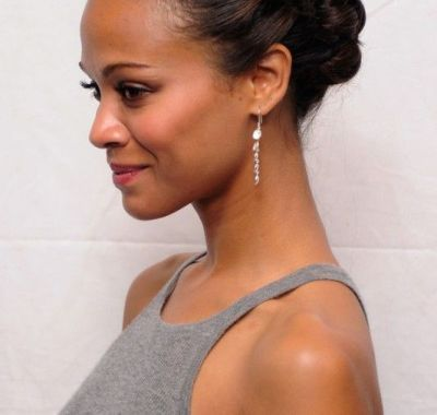 Formal Hairstyles For Short Black Hair Poni