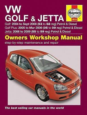 Advertisement Ebay Haynes Atelier Manuel 4610 Volkswagen Vw Golf Jetta Essence Diesel 2004 2009 In 2020 Volkswagen Vw Golf Repair Manuals