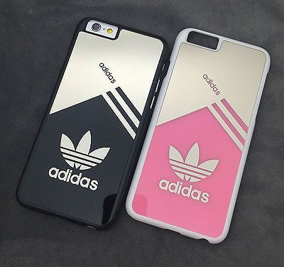 info for ea498 dbdfd Hard Mirror Plastic Adidas Sports Case Cover for Apple iPhone 5 5S 6 ...