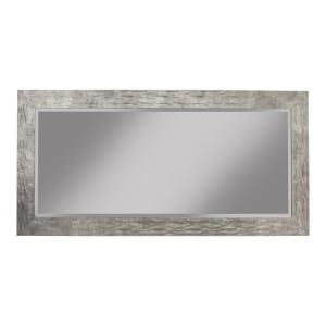Martin Svensson Home Oversized Gold Plastic Beveled Glass Full Length Classic Mirror 65 In H X 31 In W 14111 The Home Depot Leaner Mirror Modern Mirror Mirror