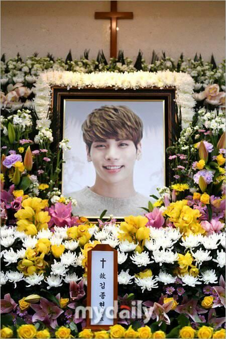 Kim Jonghyun Died December 18 2017 Aged 27 Jonghyun Shinee Jonghyun Shinee