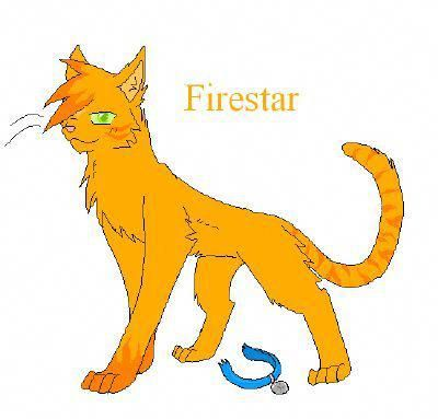 You got FireStar! | Who is your mate in warrior cats! - Quiz