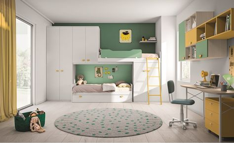 Cameretta Componibile Eiffel Conforama Kids Room Pinterest