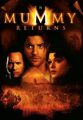 The Mummy Returns Poster Id 709233 Movie Posters Movies Mummy