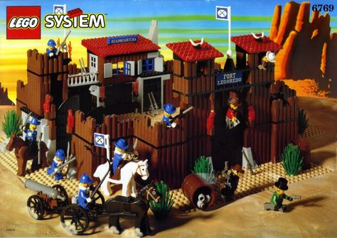 Lego From The 1990 To 2003