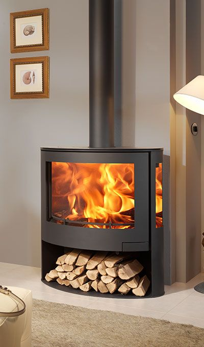 Calore Free Standing Wood Burning Fireplaces Wood Burning Stoves Living Room Wood Burner Fireplace Contemporary Wood Burning Stoves