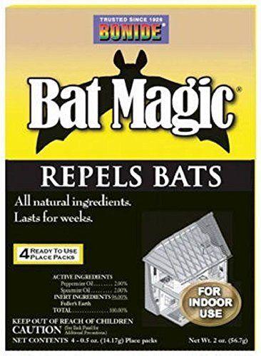 Bat Magic Repellent Drives Bats Out Attics Wall Chimneys 4pk Bat Repellent By Omg Shop See This Great Produ Bat Repellent Getting Rid Of Bats Bat Deterrent