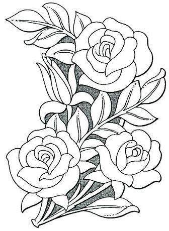 Draw Flower Patterns Flower Pattern Drawing Floral Design Drawing Flower Drawing