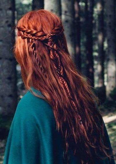 Sansa Stark Hair Styles Long Hair Styles Fairy Hair