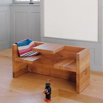 Great Idea To Quietly Set Read, Play And Gain Interaction Table Bench
