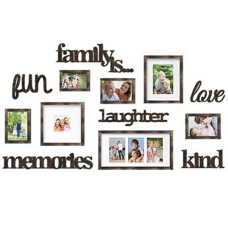 Home Family Picture Frames Frames On Wall Picture Frame Sets