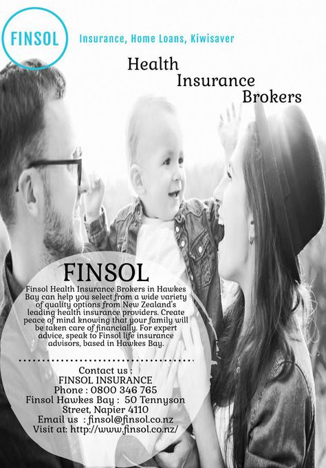 For Quality Health Insurance In Hawkes Bay Think Finsol We Ve