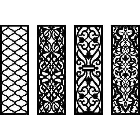 DXF CDR and EPS File For CNC Plasma or Laser Cut Celtic Cross