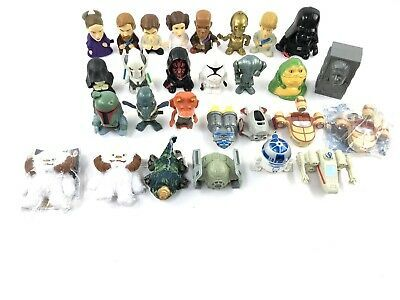 Details About Burger King 2005 Star Wars Episode 3 Iii Revenge Of The Sith Lot Of 28 Figures In 2020 Star Wars Episodes Star War Episode 3 Revenge