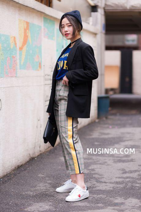 Everyday Clothes Streetstyle Korean Fashion Trends Korean Streetwear Korean Fashion
