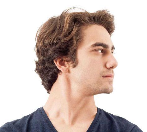 Foto taglio capelli ricci uomo