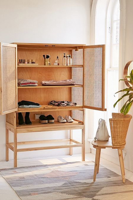 Bamboo Entry Way Organizer Urban Outfitters Furniture Home Furniture Furniture