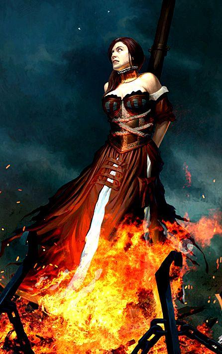 The Witcher/ Sabrina Glevissig/ Gwent Card/ Northern Realms