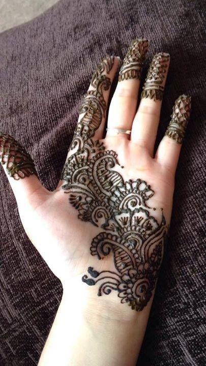 Bridal Mehndi Wallpaper Hd