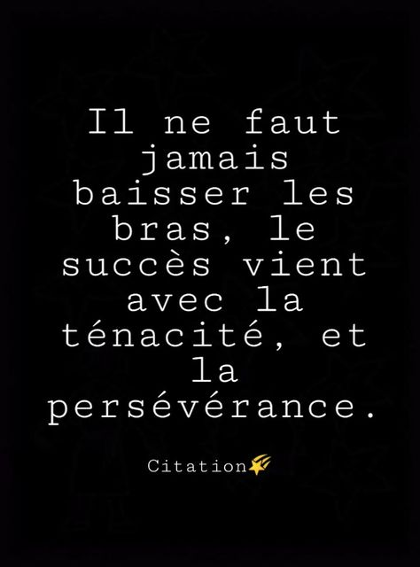 Citation de vie
