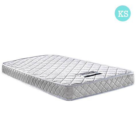 Giselle Bedding King Single Bed Mattress Size Pocket Spring Foam Bunk 13cm Foam Mattress Pocket Spring Mattress Online Mattress