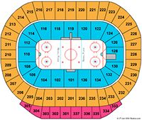 edmonton oilers seat chart: Edmonton oilers seating chart edmonton oilers seating chart
