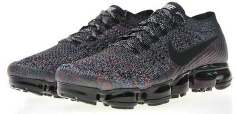 Nike Air VaporMax Flyknit CNY Noir MULTI COLOR 849558 016