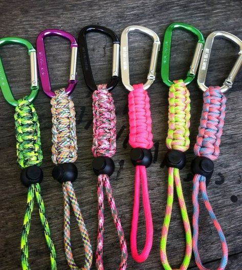 Survival Paracord Water Bottle Holder. Hang from your belt loops or from your backpack. Great for School Kids. Toggle slides up and down paracord to hold items. Can fit regular water bottle or gatorade bottle. Can also attach to refillable bottles (Picture 5). Can be used with Hydro Flask Standard