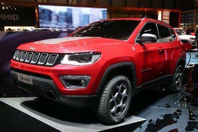 Jeep Compass Plug In Hybrid Debuts In Geneva With 31 Mile Ev Range