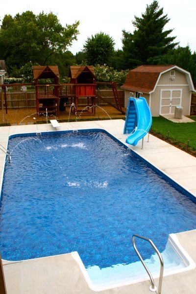 Pool Photos Decatur | Swimming Pool Design Madison ...