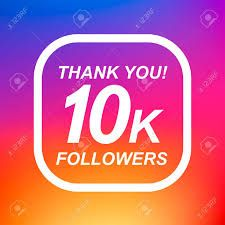 10000 Instagram Followers | Awards and Accomplishments