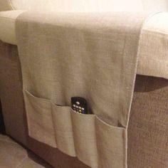 Range télécommande pour canapé