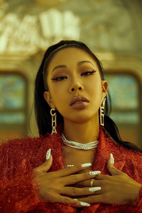 Jessi on Her Love for Hip Hop and Making Money Moves Jessi Kpop, Jessi J, K Pop, Nova Jersey, Rapper Outfits, Kpop Rappers, Bts Black And White, Hip Hop, Look Girl