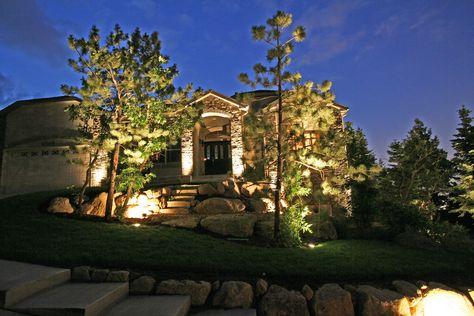 11 best outdoor lighting images on pinterest exterior lighting outdoor lighting and colorado springs